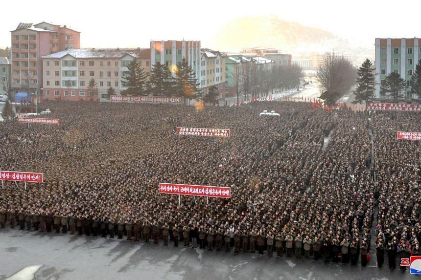 Pyongyang will mark the Korean People's Army's foundation on Feb 8, 2018.