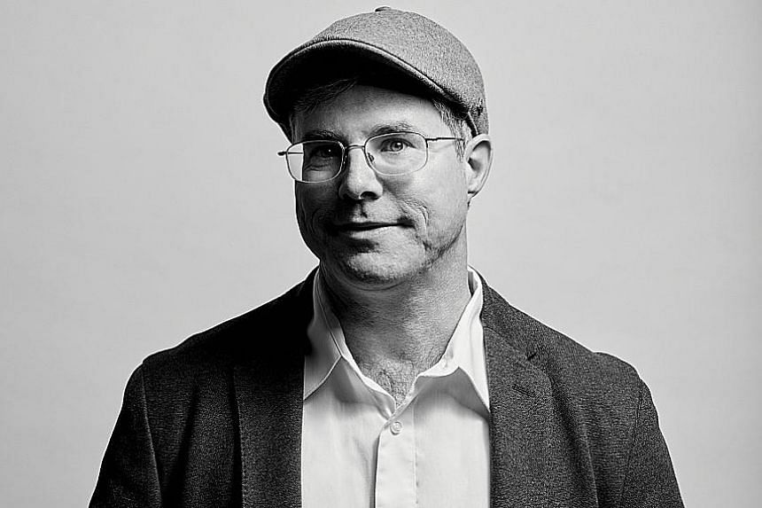 Author Andy Weir grew up in a household saturated in science and went on to become a software engineer.