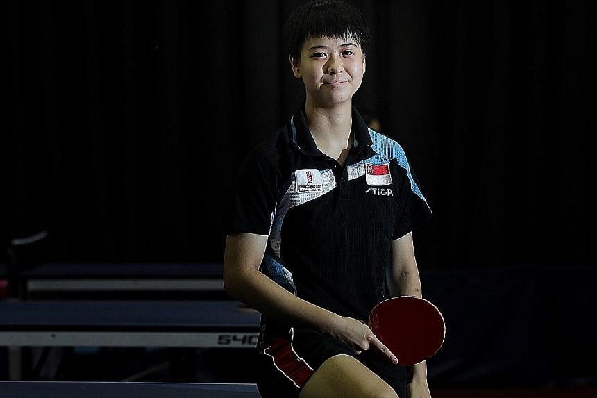 Teenage paddler Goi Rui Xuan will be training full-time for the next two years and has opted to defer her Republic Poly diploma course.