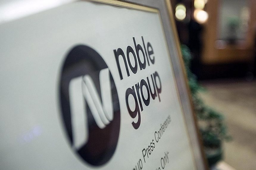 Embattled commodities trader Noble has been locked in talks with creditors to resolve its US$3.5 billion (S$4.6 billion) debt headache. The firm has said the discussions are to manage the maturity of its borrowings to optimise the use of available ca