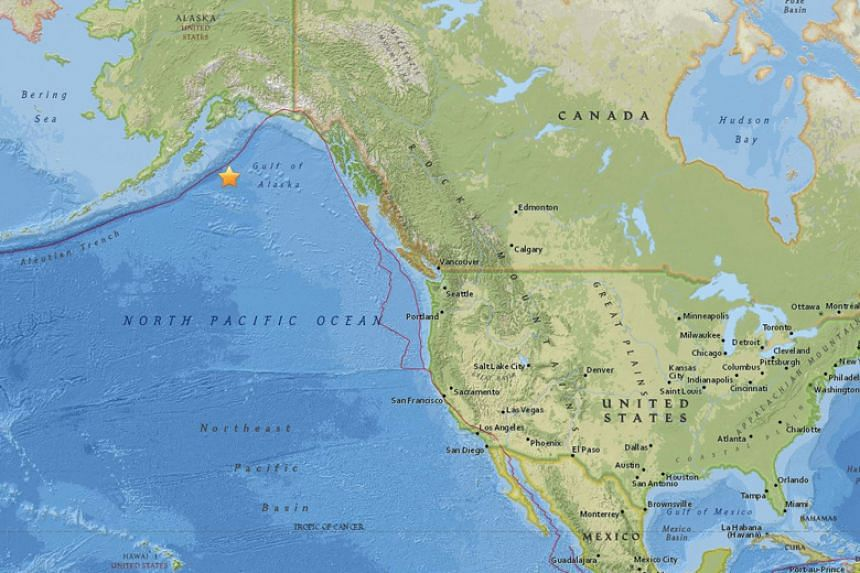 An earthquake of magnitude 8.2 off Alaska on Jan 23 prompted a tsunami warning for parts of Alaska and Canada and a tsunami watch for the entire US west coast.