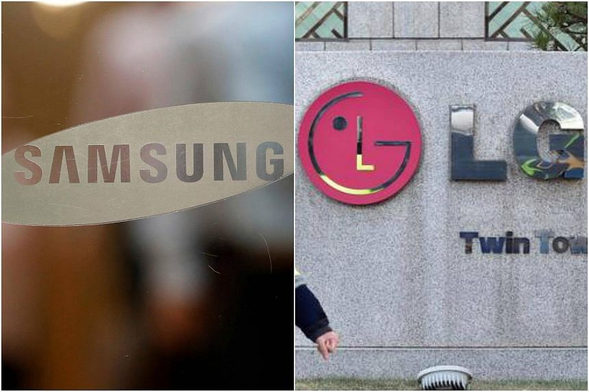 US President Donald Trump slapped steep tariffs on imported washing machines and solar panels on Jan 22, dealing a blow to South Korea's Samsung Electronics and LG Electronics.
