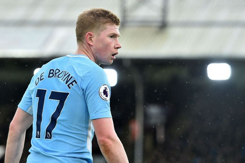 Manchester City have signed Kevin de Bruyne to a contract that will keep him at the EPL club til 2023.