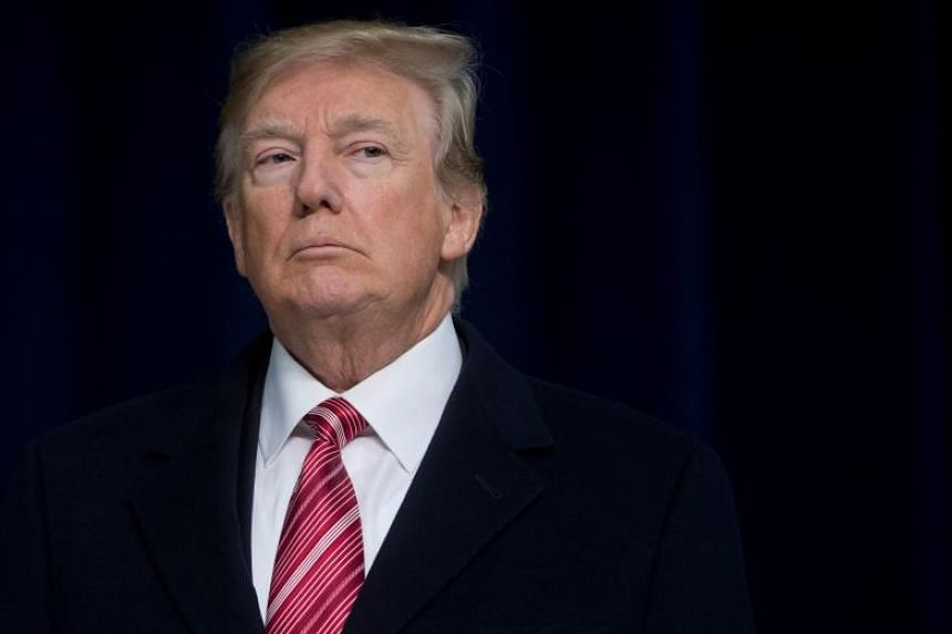 US President Donald Trump spent the weekend stewing at the White House when he had planned to be among friends and family at his home in Mar-a-Lago, Florida for his anniversary bash.