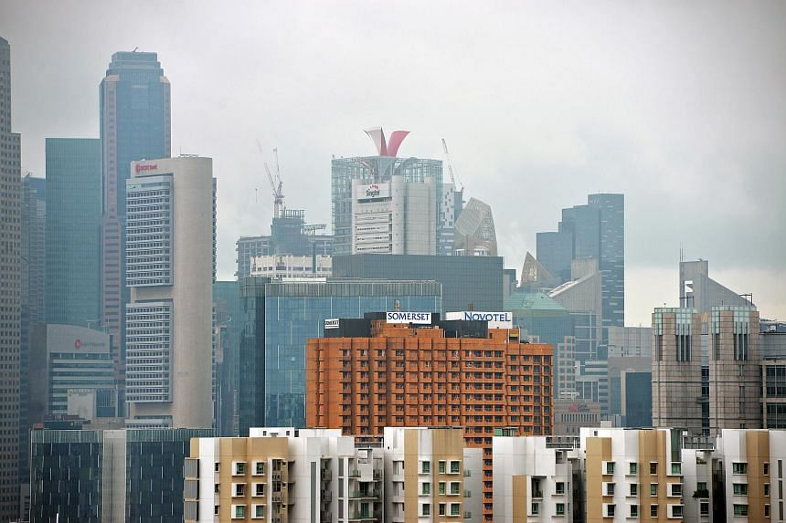 Singapore home prices have risen for two consecutive quarters and are expected increase by about 5.5 per cent this year.