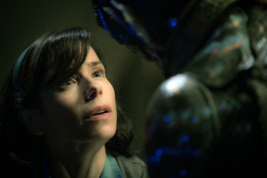 Fantasy drama The Shape of Water led the Oscar nominations on Jan 23 with 13 nods.