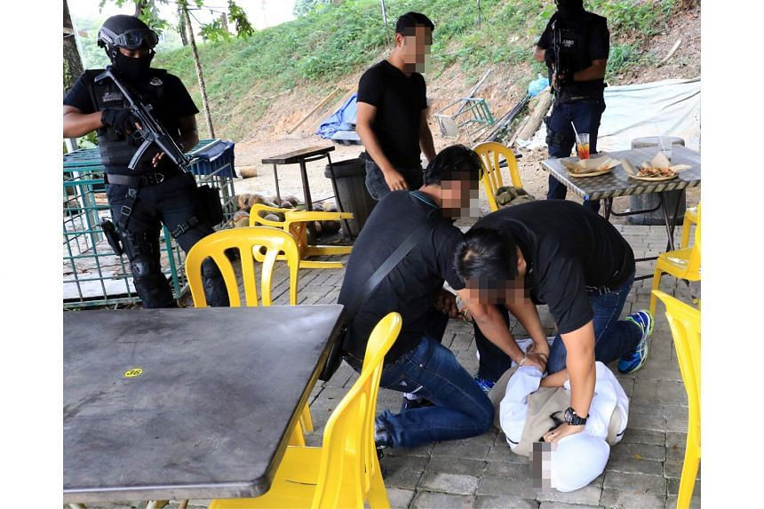 Malaysia has arrested two men believed to have links with militant group Islamic State in Iraq and Syria (ISIS), police said yesterday. They were held on suspicion of plotting acts of violence and promoting ISIS ideology. One suspect, a 23-year-old I