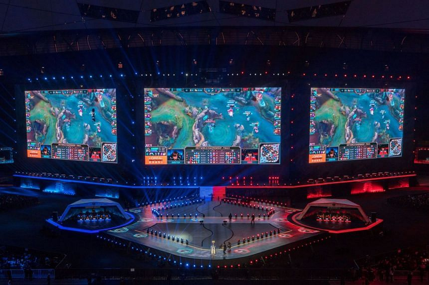 China's booming video game market, the world's largest, is being driven by game developers like Tencent and NetEase.