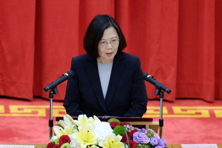 Beijing has taken an increasingly hostile stance towards Taiwan since the election two years ago of Tsai Ing-wen of the pro-independence Democratic Progressive Party.