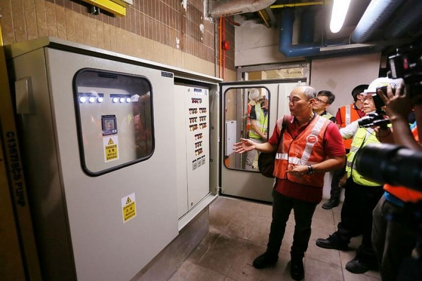 On Oct 7, flooding in the tunnels between Braddell and Bishan MRT stations shut down a large section of the North-South Line for 14-1/2 hours, affecting 231,000 commuters.