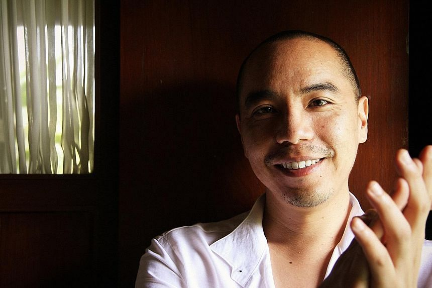 Thai director Apichatpong Weerasethakul created Fever Room, which complements his 2015 film Cemetery Of Splendour.