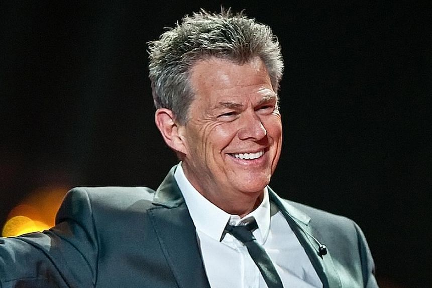 Musician and record producer David Foster is music director of the JJ Lin Sanctuary World Tour.