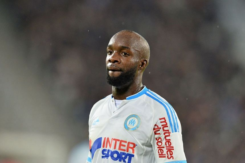 Diarra (above) has been brought in as cover for Thiago Motta, who is 35 and has recently struggled with injury.