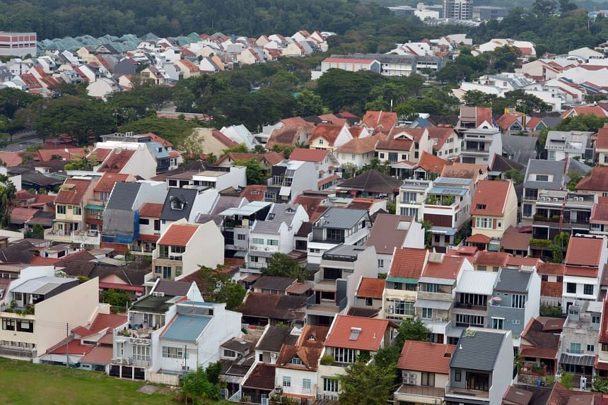 Singapore home prices have risen for two consecutive quarters, and are expected to increase by about 5.5 per cent this year.