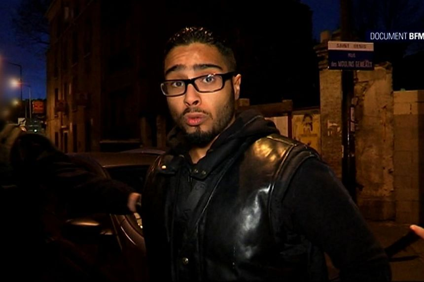 Jawad Bendaoud (above) is accused of lending his apartment to Abdelhamid Abaaoud, a senior militant with the Islamic State in Iraq and Syria, and his accomplice Chakib Akrouh.