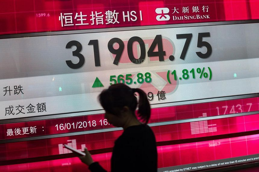 Warning signs go overlooked in Hong Kong's hot stock market