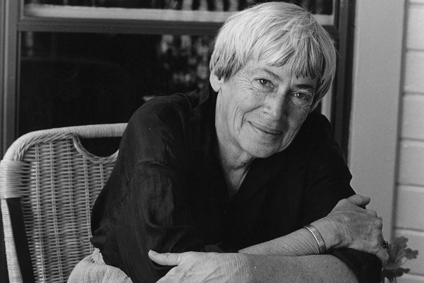 """The writer's """"pleasant duty,""""  Ursula K. Le Guin said, is to ply the reader's imagination with """"the best and purest nourishment that it can absorb""""."""