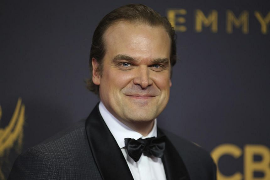 STRANGER THINGS STAR DAVID HARBOUR