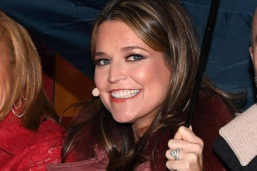 TODAY HOST SAVANNAH GUTHRIE