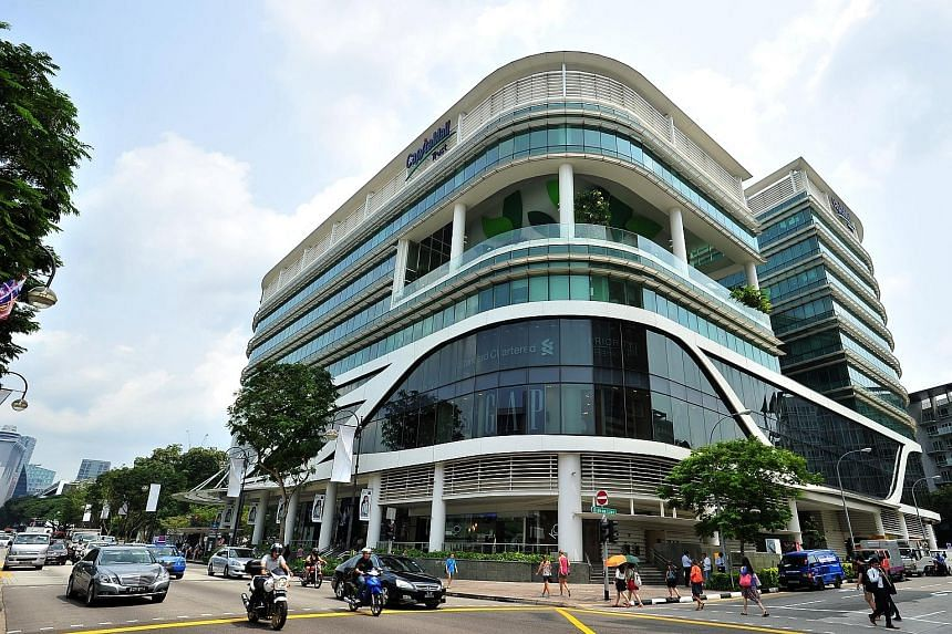 CapitaLand Mall Trust saw higher occupancy at The Atrium@ Orchard. However, the Reit's manager expects competition in the retail sector to be intense, with new retail space coming onstream.