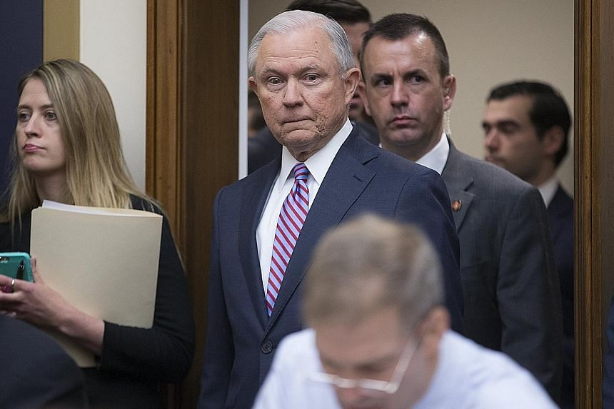 Attorney-General Jeff Sessions' interview with investigators last week was the latest in a balancing act that has lasted nearly a year. He has sought to get back in US President Donald Trump's good graces, while also trying to present a veneer of ind