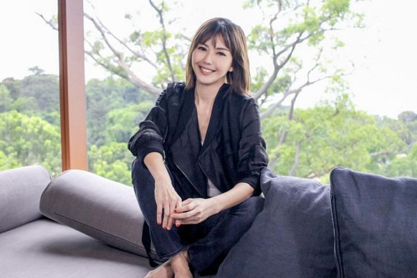 Singaporean songbird Stefanie Sun is expecting her second child with her Dutch-Indonesian husband, Nadim van der Ros, with a due date in July.