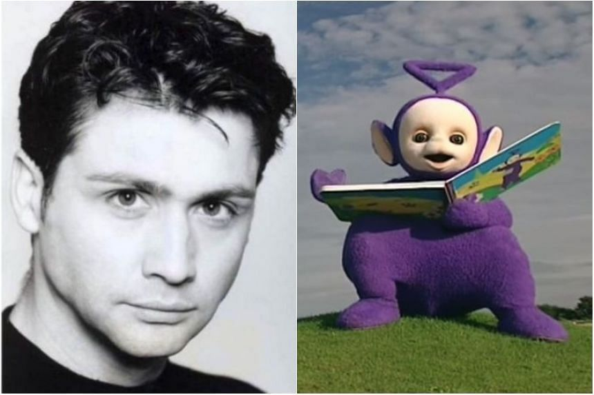 Actor Simon Shelton, 52, who was best known for voicing the character Tinky-Winky in the Teletubbies children's show, died on Jan 17, 2018.
