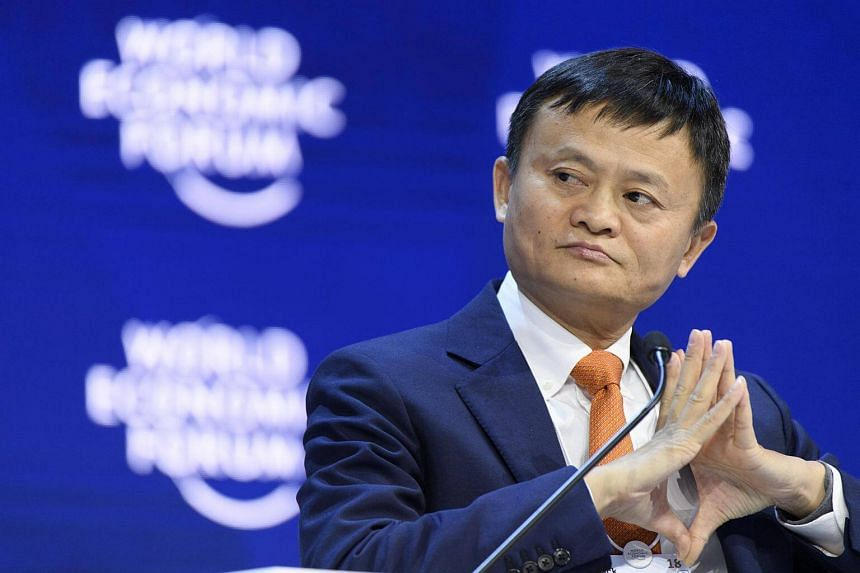 """Alibaba Group Holding Ltd's executive chairman Jack Ma pleaded with governments around the globe not to use """"trade as a weapon""""."""