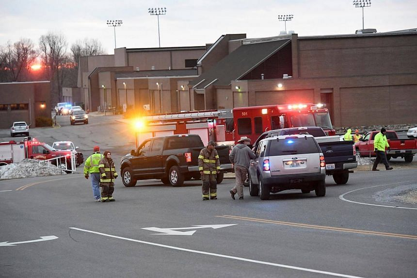 Recent incidents include shots aimed at a school bus in the state of Iowa, and incidents at a school in Seattle and at a southern California campus.