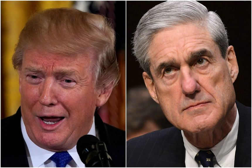 US President Donald Trump said he would be willing to be interviewed under oath by Special Counsel Robert Mueller.