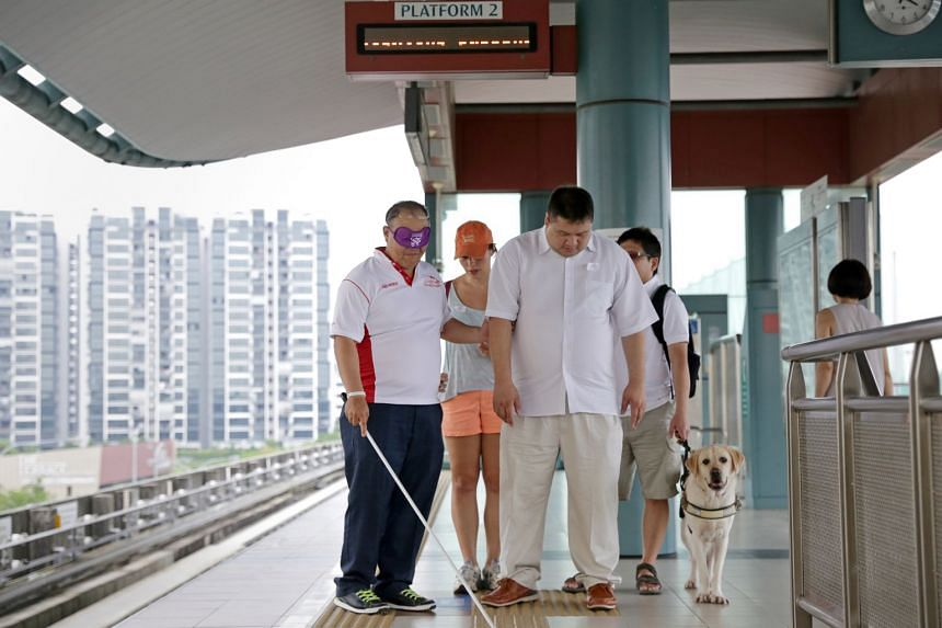 The council also suggested more education for the public and transport workers, on how to be more sensitive to the needs of commuters who may be hearing or visually impaired.