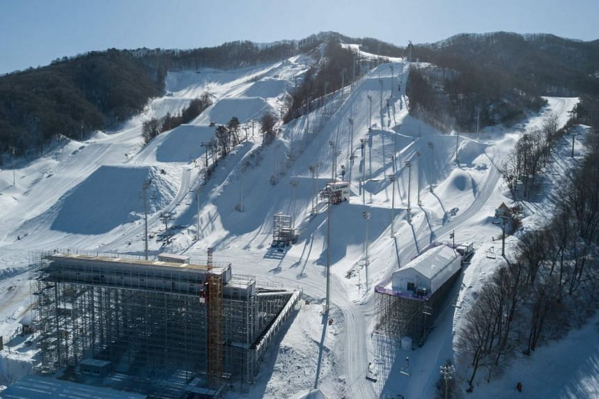 The Phoenix Snow Park will host the freestlye skiing and snowboarding events of the 2018 Pyeongchang Winter Olympic Games.