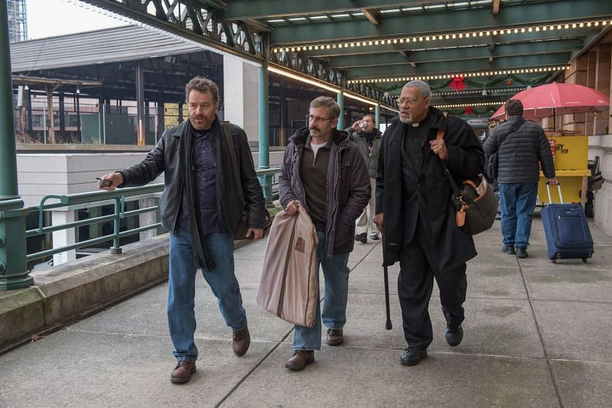 Last Flag Flying is a story about men from an old war colliding into men conducting a newer one, a conflict just as bloody and morally ambiguous as the one they experienced long ago.