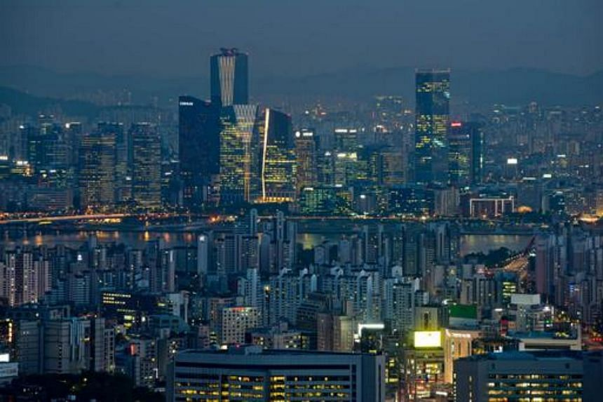 The Bank of Korea expects the economy to grow 3 per cent this year, and was confident enough about its progress to raise the policy interest rate in November last year.