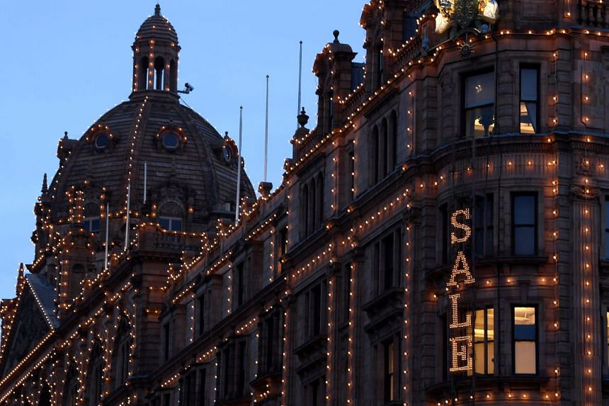Harrods department store, where no luxury is too extravagant, has begun a makeover that is transforming the site.