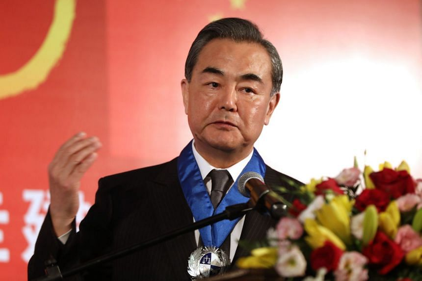 Speaking on how to handle such a change, Chinese Foreign Minister Wang Yi said the country will tackle new situations resulting from natural laws of the market with a positive perspective.