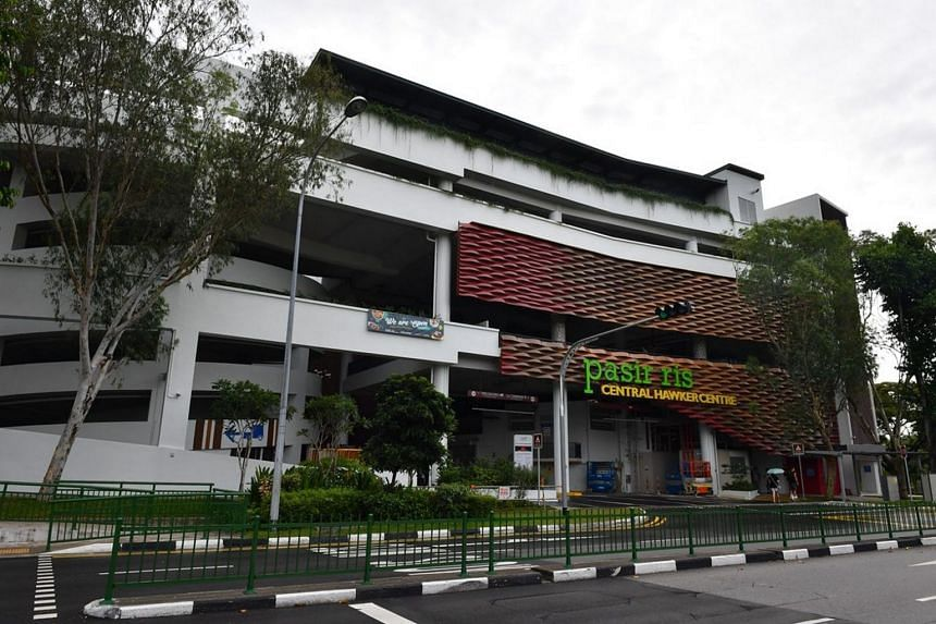 The hawker centre is managed by NTUC Foodfare, a social enterprise tasked with keeping meals healthy and affordable for Singaporeans.