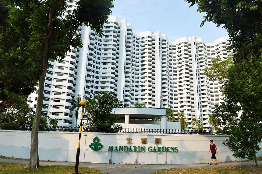 Pine Grove's owners have a reserve price of $1.65 billion for the over 893,000 sq ft site. Cashew Heights, which occupies a 953,000 sq ft land parcel, is on its third attempt to sell en bloc.