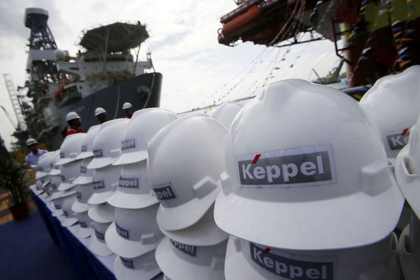 Keppel said that the weaker overall performance was also due to poorer operating results of its offshore and marine division.