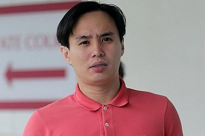 Sebastian Siua Yun Sian assaulted relatives of a woman celebrating her birthday, and abused police officers when they arrived.