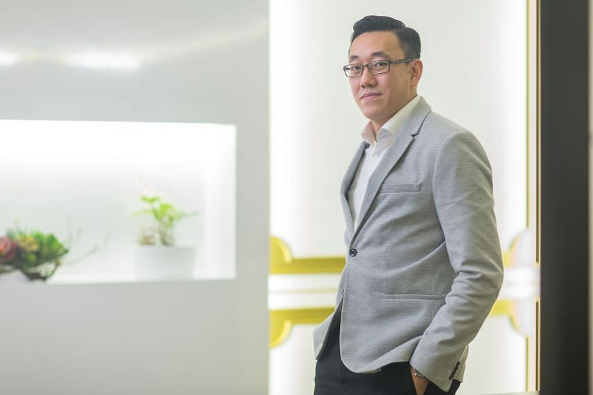 CAAS' senior manager Guo Pei Kai is part of a team that oversees and coordinates the development of Changi East, which includes the upcoming Terminal 5 and other ancillary projects.