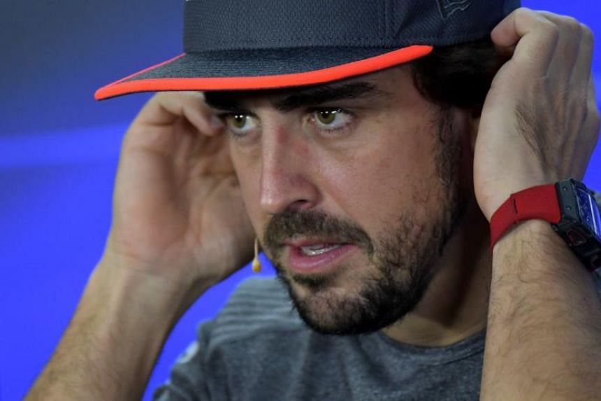 Fernando Alonso will be racing a prototype Ligier JS P217 for the United Autosports team in the 24 Hours of Daytona.