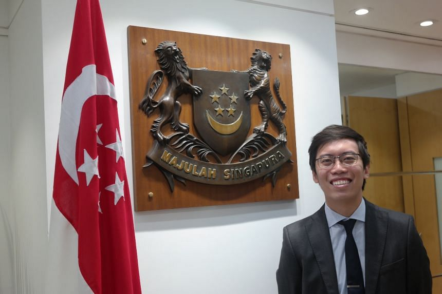 Mr Lim appreciates the part he plays in assisting distressed Singaporeans abroad.
