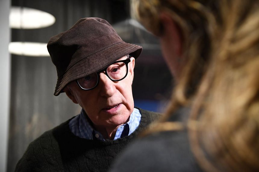 Nurulnadiah Mohamed Noh (nadiahmn@sph.com.sg) Woody Allen's estranged daughter Dylan Farrow, whom he adopted with ex-partner Mia Farrow, pleaded for the world to shun Allen.