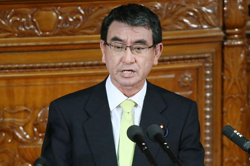 Japanese Foreign Minister Taro Kono will arrive in Beijing on Jan 27 for a two-day visit.