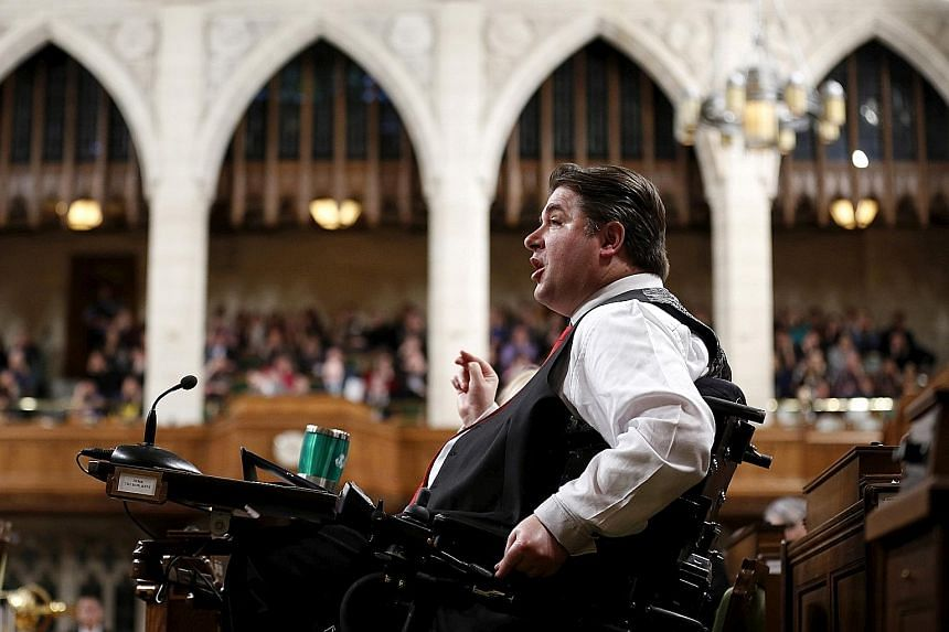 Ontario's Progressive Conservative Party leader Patrick Brown (left) and national Cabinet minister Kent Hehr are the highest-profile Canadians to see their careers derailed since the #MeToo movement began.
