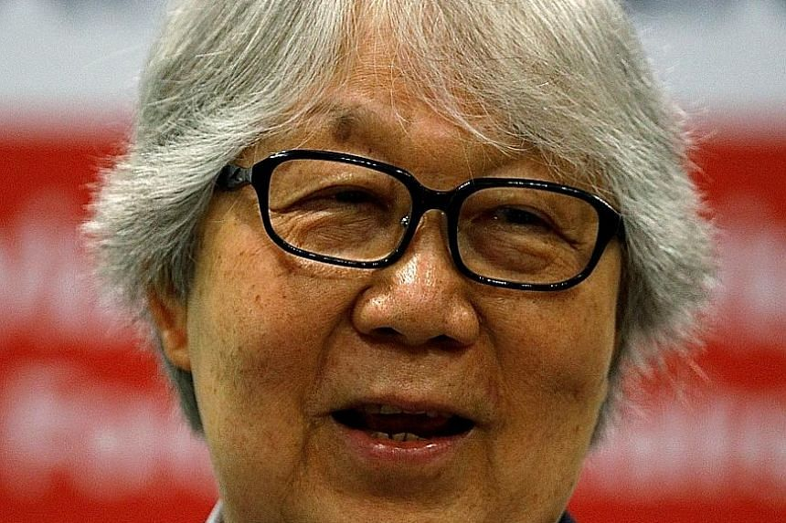 Ambassador-at-large Tommy Koh was cited for his contributions in the field of public affairs.