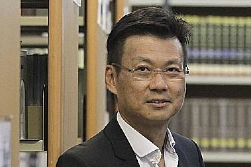 Mr Donald Han said his priorities are to drive revenue by ramping up marketing efforts to improve occupancy and retaining tenants.