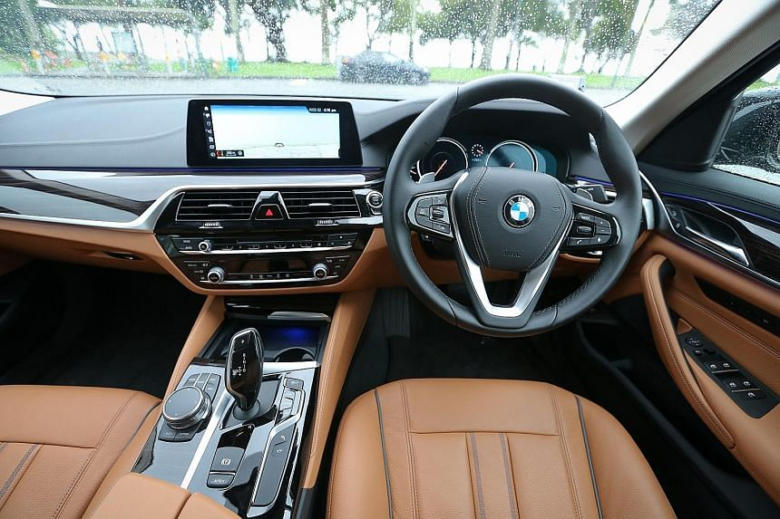 The BMW 520i Luxury has high brand appeal and is value for money.