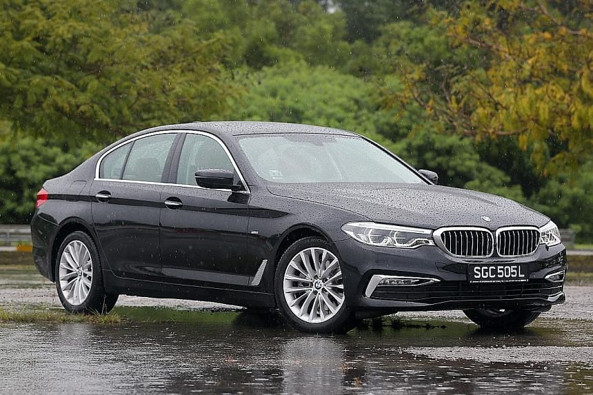 BMW 520i Luxury: More for less, Lifestyle News & Top Stories - The